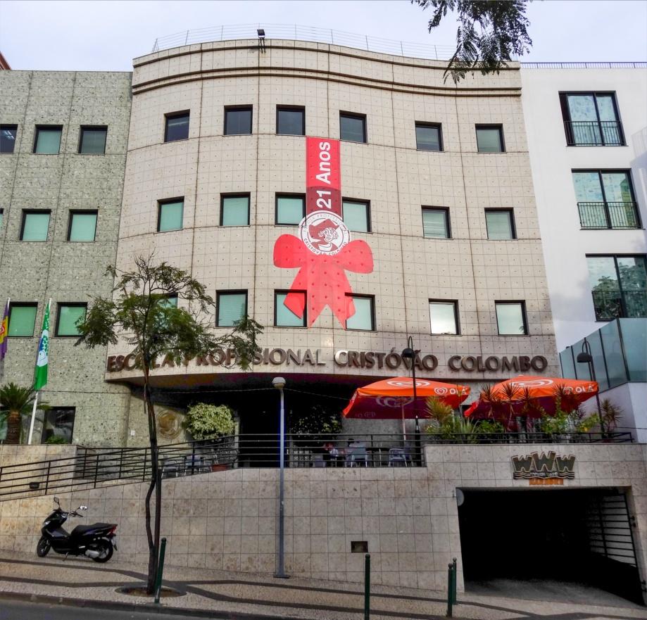 Edifício da EPCC